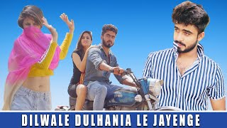 Dilwale Dulhania Le Jaenge || HALF ENGINEER