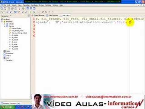 Aula 1285 banco de dados SQL - Mais Foreign Key