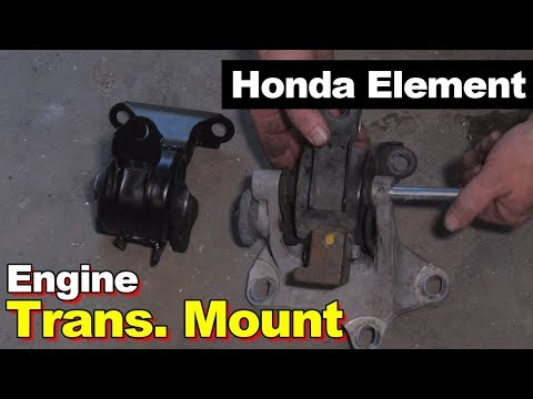 2006 Honda Element Transmission Mount