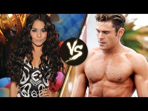 Vanessa Hudgens REFUSES to Support Ex-Boyfriend Zac Efron's New 'Baywatch' Movie