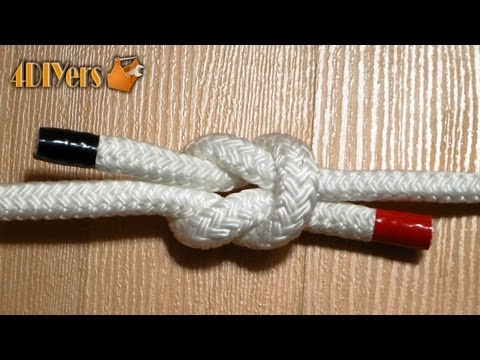 DIY: Tying A Thief Knot