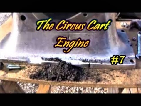 The Circus Cart Engine restoration #7