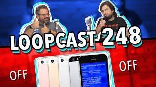 IPHONES ANTIGOS VÃO PARAR DE FUNCIONAR?! Loopcast 248