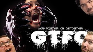 being eaten alive in front of my friends... | GTFO Part 2