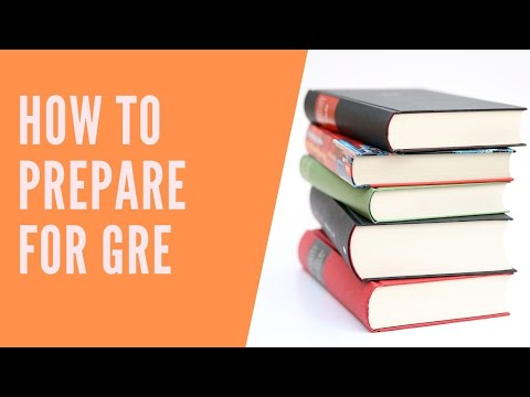Graduate Record Examination (GRE): test preparation and Strategy