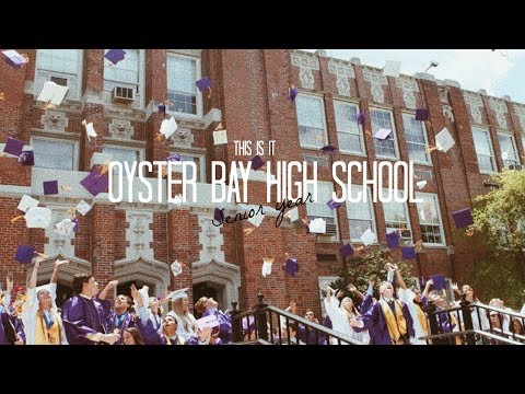 OYSTER BAY HIGH SCHOOL: SENIOR YEAR VLOG | This Is It pt2