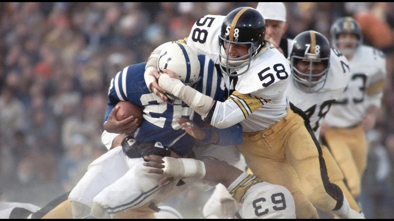 1976 AFC Playoffs, Steelers at Colts, 12/19/76