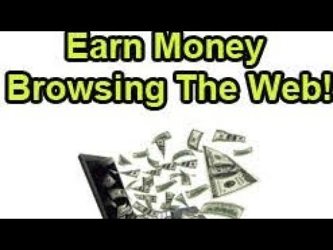Daily 20-40 Rs Earn Using Browser