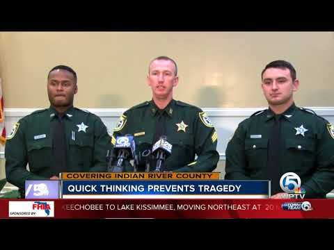 Quick thinking prevents tragedy