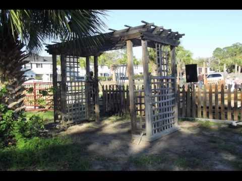 St. Andrew's Community Garden, Panama City, Florida