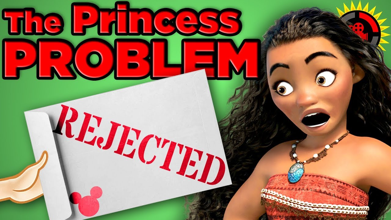 Film Theory: The Disney Princess Problem (Wreck It Ralph 2)