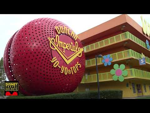 How To Do Disney - Disney's Pop Century Resort - DTS Show #2