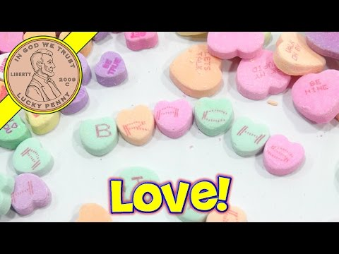Brach's Conversation Hearts, Send Some Love With Candy!