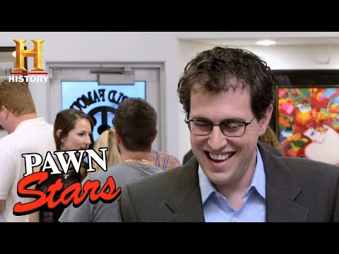 Pawn Stars: Crown of Diamonds | History