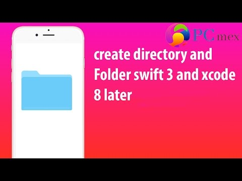 create directory and Folder swift  3 and xcode 8 later