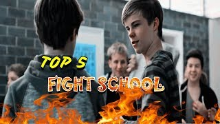 Top 5 school fight scenes in movies