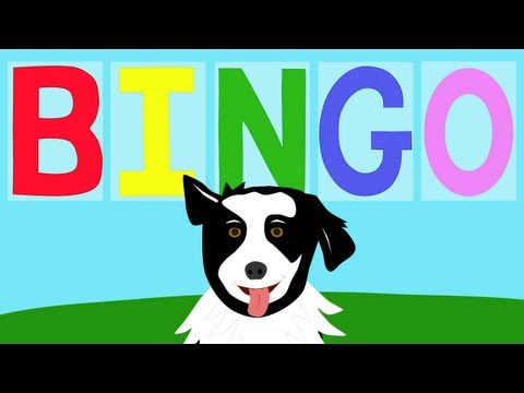 BINGO - Children's Song