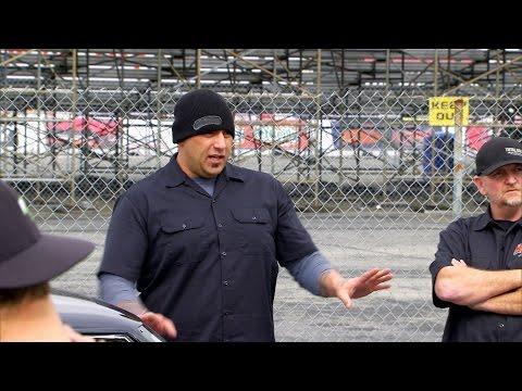 Watch Big Chief Lay into Richard Rawlings Before Mega Race