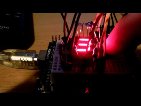 Arduino Project - Counter Triggered By Button