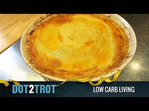 Cottage Pie With Cauliflower Mash (Low Carb & High Flavor)