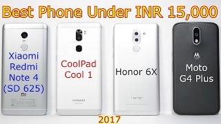 Xiaomi Redmi Note 4 (SD625) VS CoolPad Cool 1 VS Honor 6x VS Moto G4 Plus: Full In-Depth Comparison