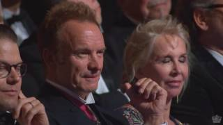 Performance for Sting