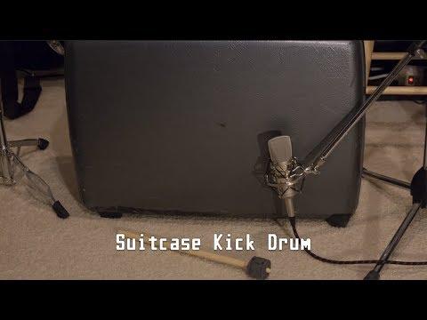 Sound Design Bites 6 - Suitcase Kick Drum