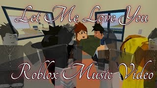 """""""Starting Young""""-Let Me Love You-Roblox Music Video [Part 1]"""