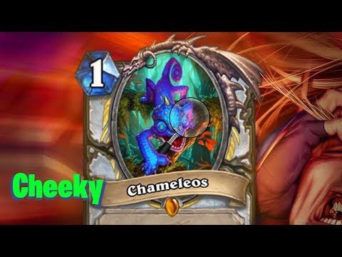 Using Chameleos to Spy on my Opponent