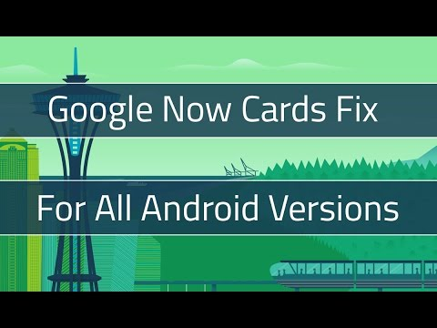 Enable Google Now Cards In All Countries For All Android Versions Including Marshmallow