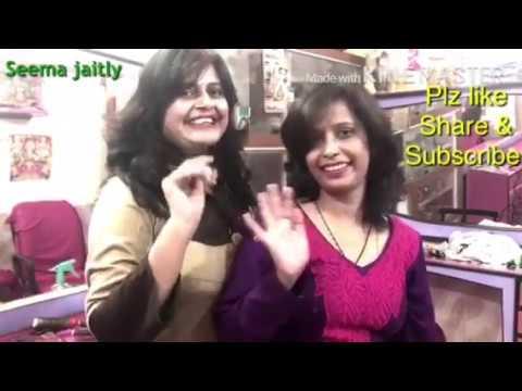Multi steps in short hair/Hair Tutorial  Latest  multi hair cut Seema jaitly