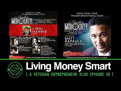 Two Words Most Don't Like   Living Money Smart a Vetrepreneur VLOG EP28