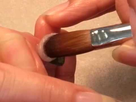 How to make Easy, Quick $20 Money Nail Tips, p2
