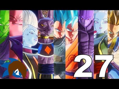 Dragon Ball Xenoverse 2 Online: Universe 6 & 7 Tournament 1/Goku! Hold Raditz! - Part 27 - Johnic
