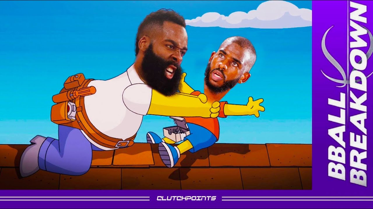 James Harden Eclipses The Suns