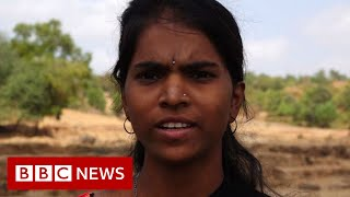 Voting for water in a drought-hit state - BBC News