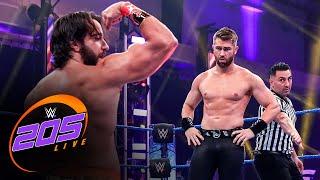 Tony Nese vs. Tyler Breeze: 205 Live, May 29, 2020