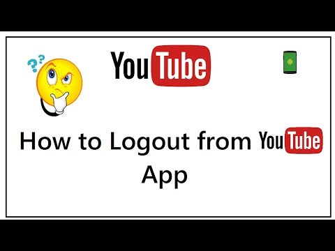 How to Sign Out from Youtube App