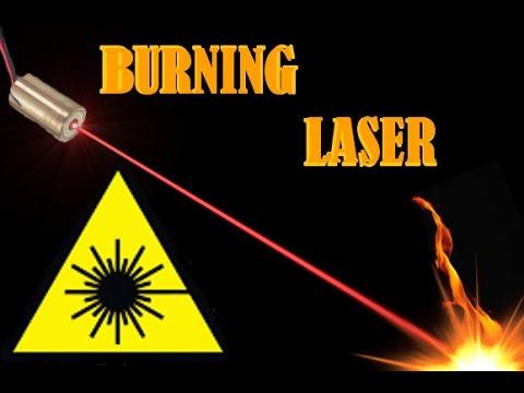 Burning Laser!!! - Tutorial [1080p]