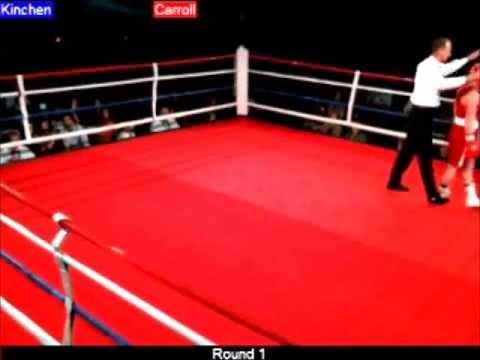 SAMANTHA KINCHEN 2013 USA Boxing National Championships