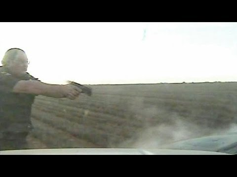 Police Dashcam Captures Texas Woman Being Shot by Officer