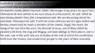 47 Hadiths about Hazrat Isa and Imam mahdi