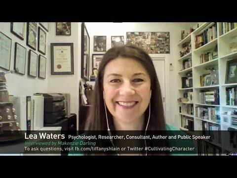 Character Day Interview with Lea Waters