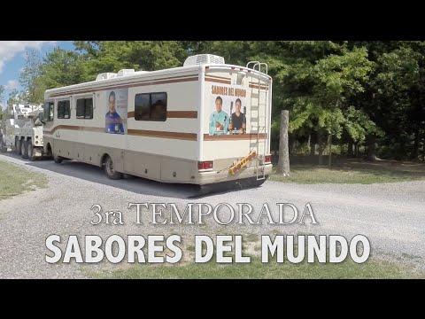 Sabores del Mundo (Promo 3ra Temporada)