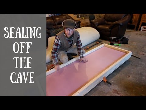 DIY Insulated Barn Board Door For our Root Cellar