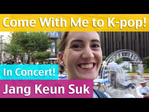 Come With Me to K-pop: Jang Keun Suk Concert in Shanghai