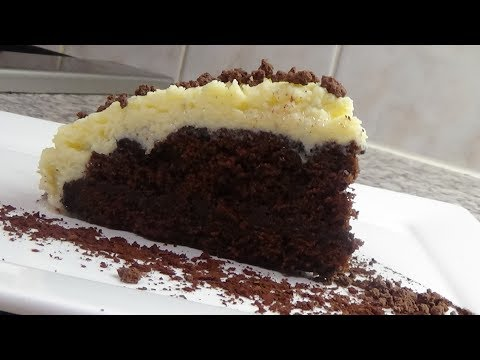 Anita Stuivenberg videos - Chocolate cake with pudding filling