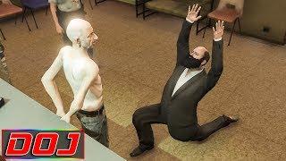 GTA 5 Roleplay - DOJ #21 - Moe Lester on Halloween (Criminal