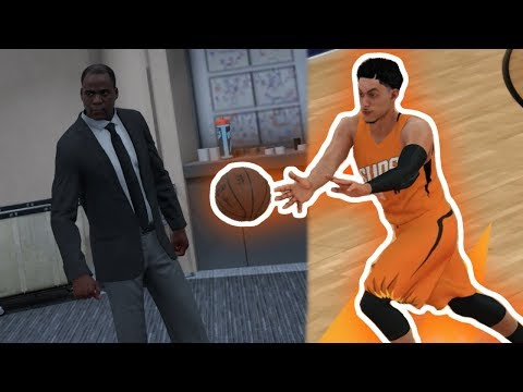 NBA 2K18 Trae Young My Career - Steered Straight Ep. 9