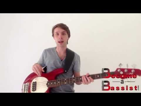 How To Position Your Electric Bass On Your Body - The Strap Test